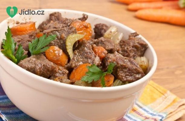 Recept Italské dušené hovězí