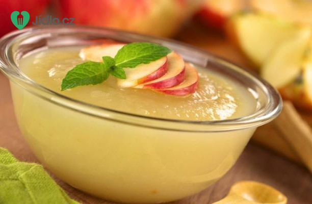 Jablečná omáčka recept