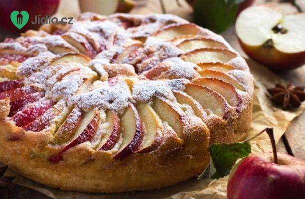 Recept Jablečný koláč