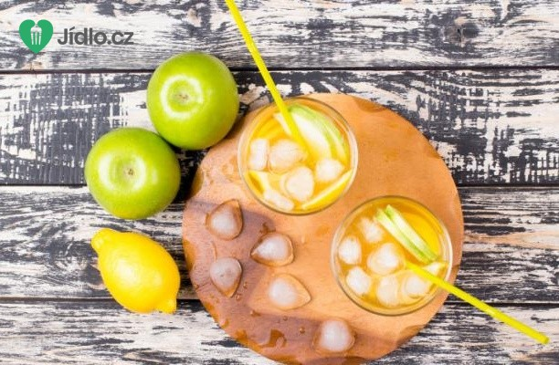 Jablečný punč recept
