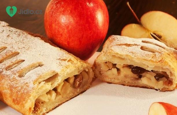 Jablečný štrůdl recept