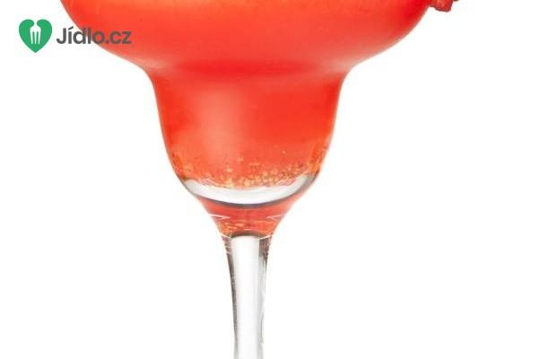 Jahodový koktejl recept