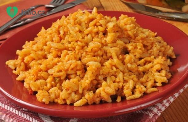 Recept Jedinečná mexická rýže