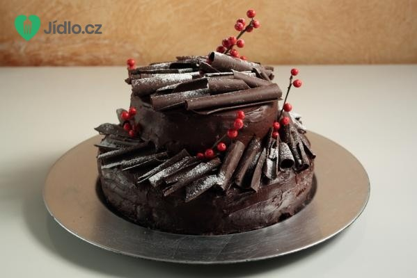 Jednoduchý čokoládový dort recept