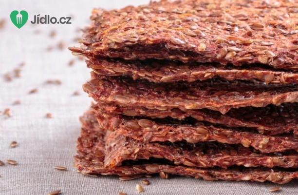 Křupavé chleby s chia semínky recept