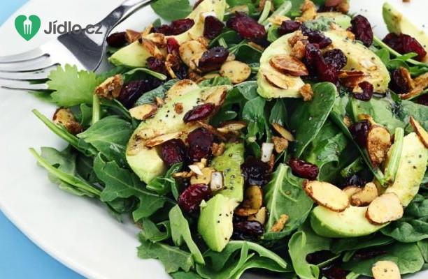 Kalifornský salát s avokádem recept