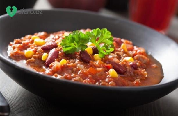 Klasické Chili Con Carne recept