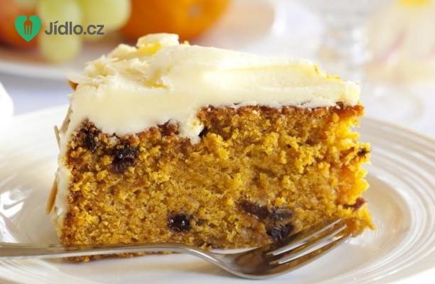 Klasický mrkvový dort recept