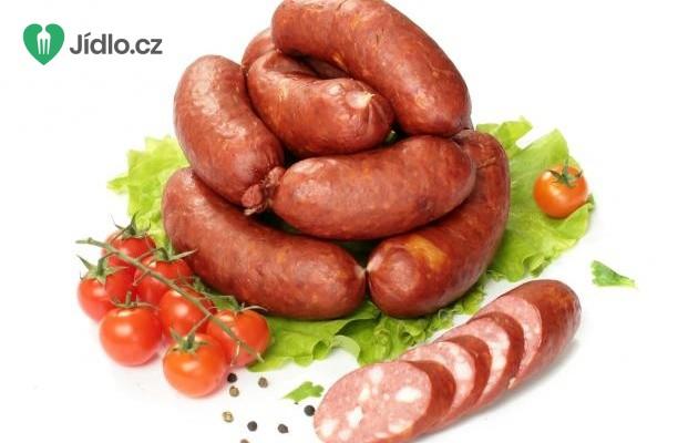Klobásky v bramborovém těstě recept