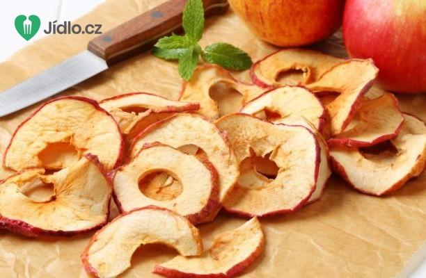 Kořeněné křížaly z jablek recept