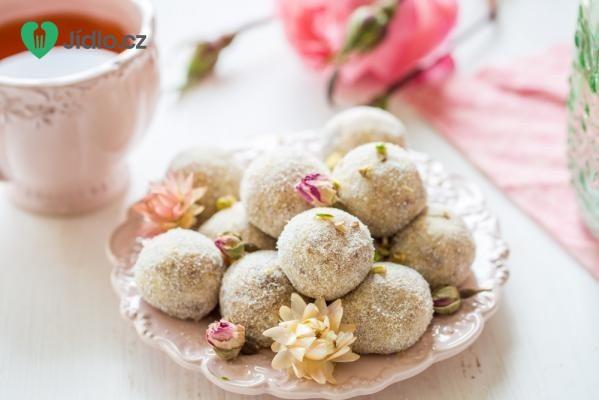Kokosové koule recept
