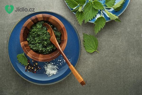 Kopřivový špenát recept