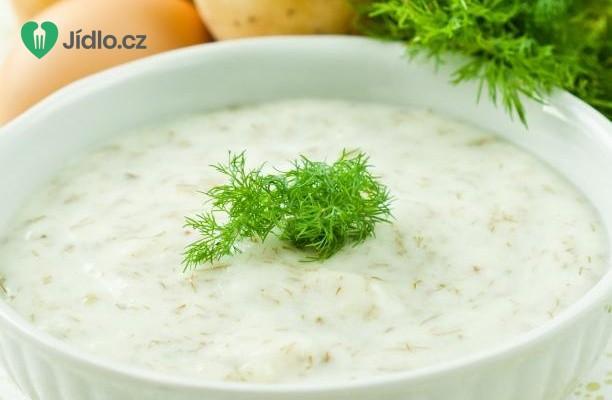 Koprová polévka s bramborem recept