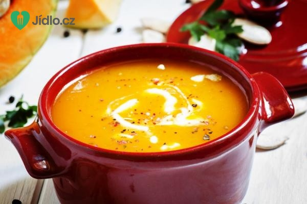 Recept Krémová dýňová polévka