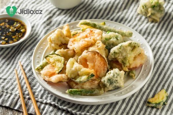 Křupavá zelenina v tempuře recept