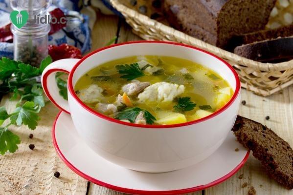Krupicové noky do polévky recept
