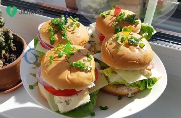 Krůtí sendviče recept