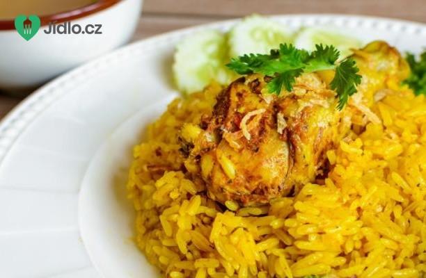 Recept Kuře Biryani