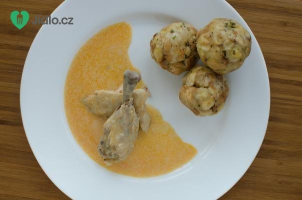 Recept Kuře na paprice