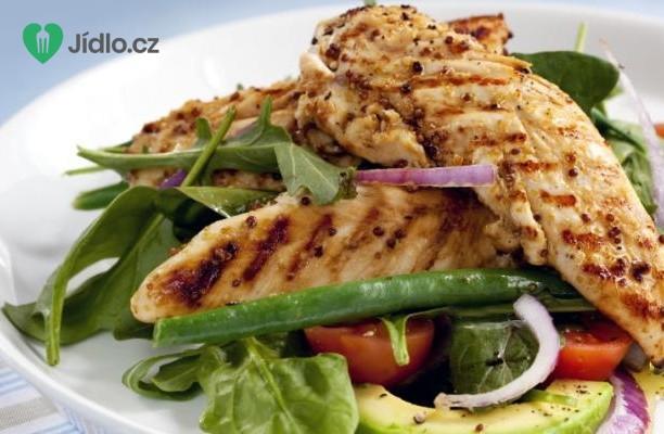 Kuře s avokádem recept