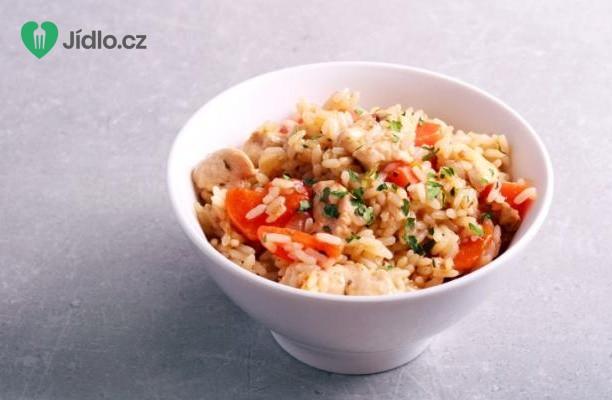 Kuřecí rizoto s parmezánem recept