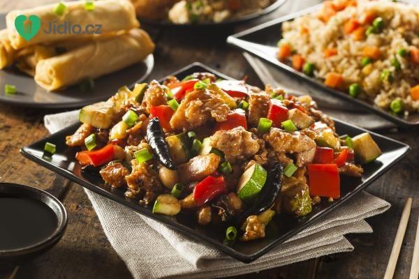 Kuře na čínský způsob recept