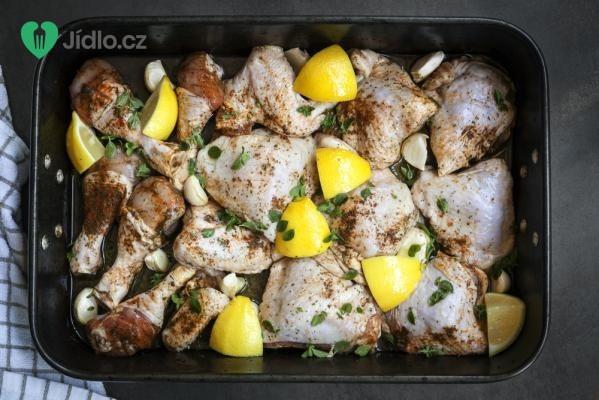 Kuře pečené se šlehačkou recept