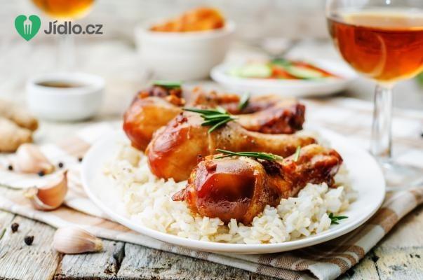 Kuře zapečené s rýží recept