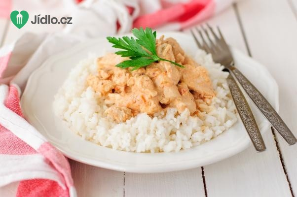 Kuřecí maso s omáčkou pro děti recept