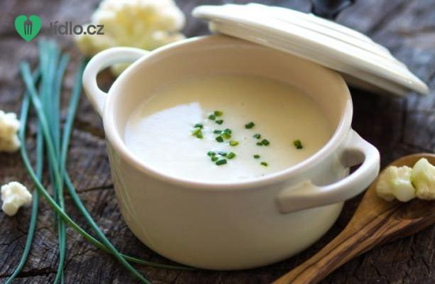 Recept Květáková polévka