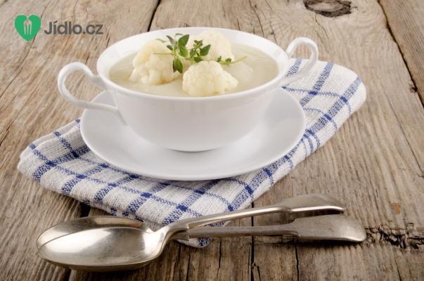 Květáková polévka jako od babičky recept