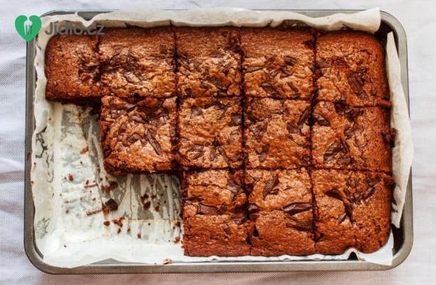 Recept Lahodný čokoládový koláč