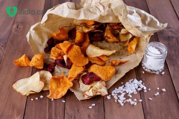 Lahodné zeleninové chipsy recept