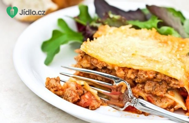 Recept Lasagně