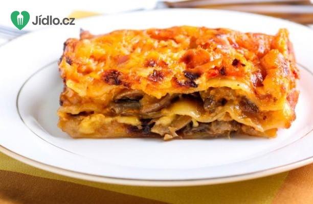 Recept Lasagne s cuketou