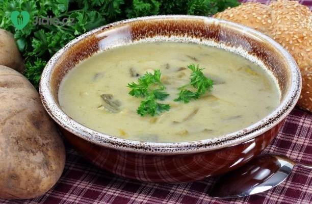 Ledvinková polévka recept