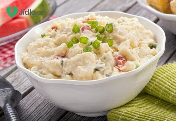 Lehký bramborový salát recept
