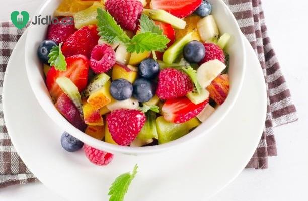 Letní ovocný salát recept