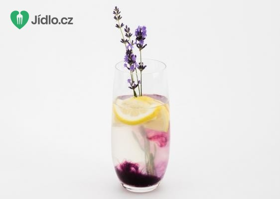 Levandulový sirup recept