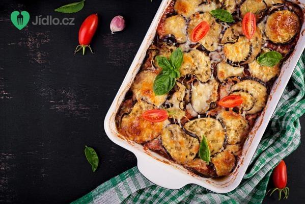 Lilková parmigiana recept