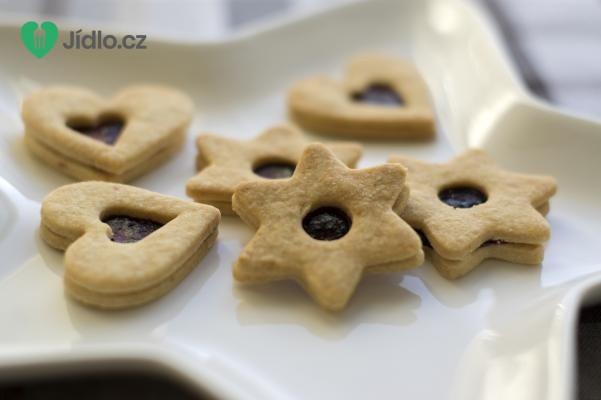 Linecké cukroví pro diabetiky recept
