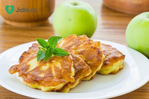 Lívance s jablky recept