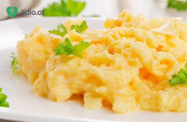 Míchaná vejce recept