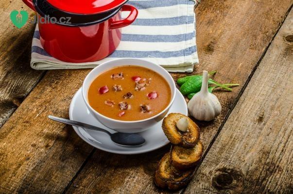 Maďarská plíčková polévka recept