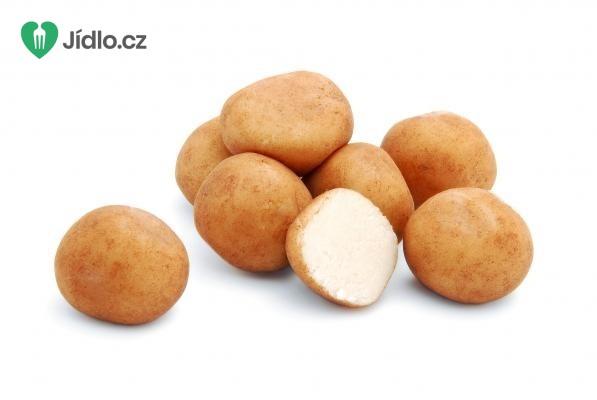Mandlové marcipánové kuličky recept