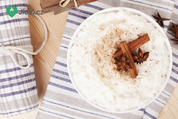 Mandlovo-rýžový puding recept