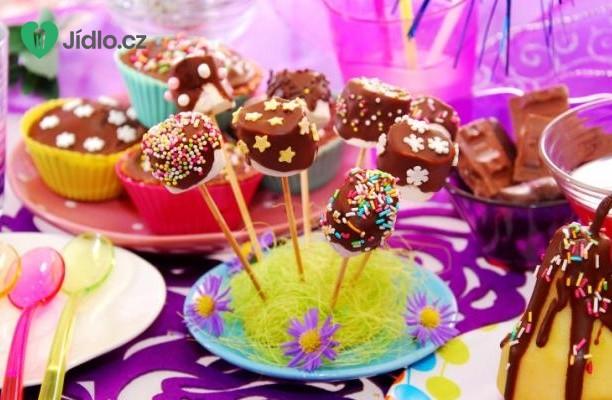 Recept Marshmallow poleva na cukrovinky