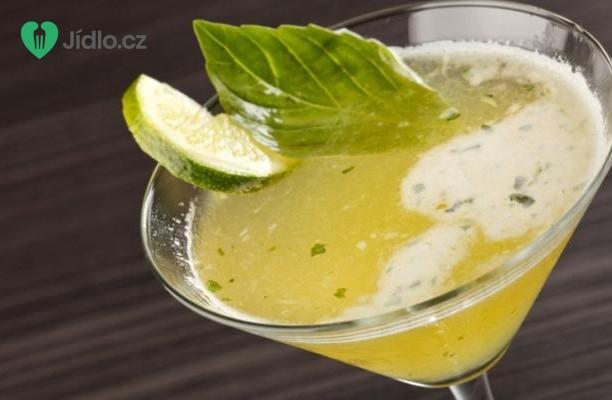 Recept Medový koktejl