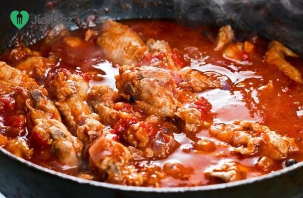 Mexický kuřecí guláš recept