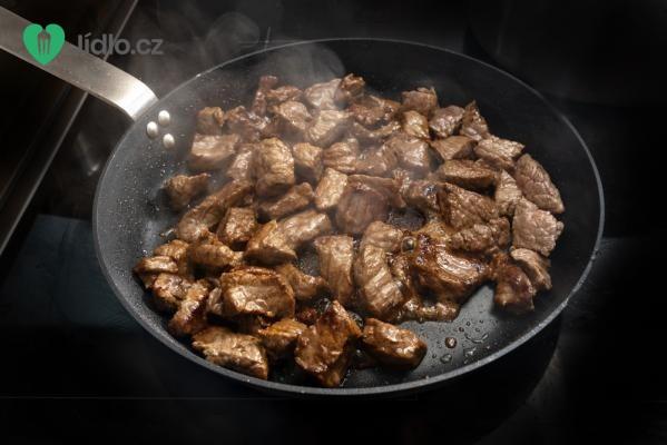 Minutka ze tří druhů masa recept